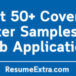Best 50+ Covering Letter Samples for Job Application