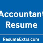 Engaging Accountant Resume Sample