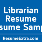Interesting Librarian Resume Sample