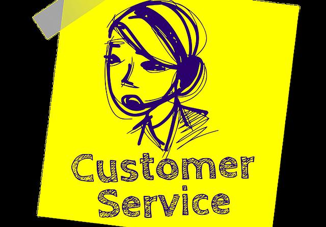 Customer service resume/cv sample