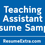 Engaging Teaching Assistant Resume Sample