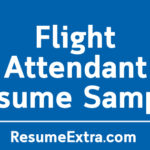 Flight Attendant Resume Sample and Required Skills