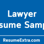Lawyer Resume Sample and Required Skills