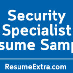 Security Specialist Resume Example
