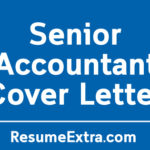 Senior Accountant Cover Letter Sample