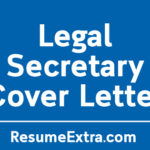 Legal Secretary Cover Letter Sample