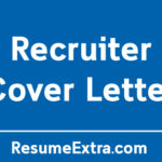 Professional Recruiter Cover Letter Sample