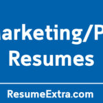 18 Resume Examples for Marketing and PR Industry