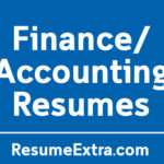 Top 16 Resume Examples for Finance and Accounting Industry