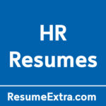 Top 5 Resume Examples for Human Resources Industry
