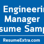 IT Engineering Manager ResumeSample