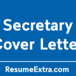 Appealing Secretary Cover Letter Sample