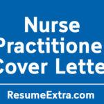 Nurse Practitioner Cover Letter Sample
