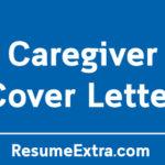 Appealing Caregiver Cover letter Sample