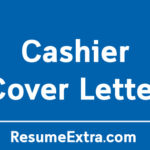Appealing Cashier Cover Letter Sample