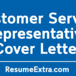 Customer Service Representative Cover Letter Sample