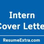 Appealing Intern Cover Letter Sample