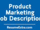 Product Marketing Job Description Sample