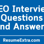 Sample CEO Interview Questions and Answers