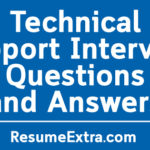 Sample Technical Support Job Description