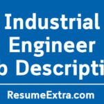 Industrial Engineer Job Description Sample