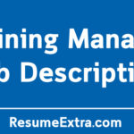 Training Manager Job Description Sample