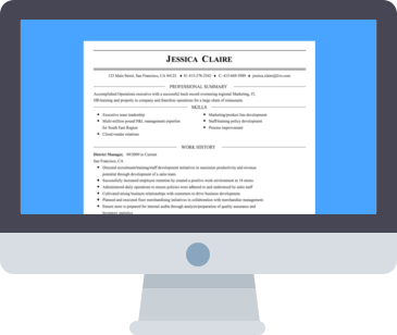 Free of Charge Resume Builder