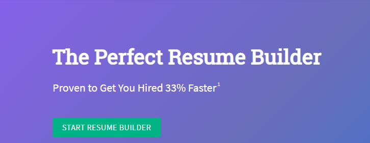 The perfect free resume builder