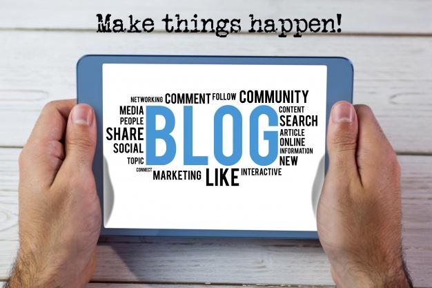 make money by blogging